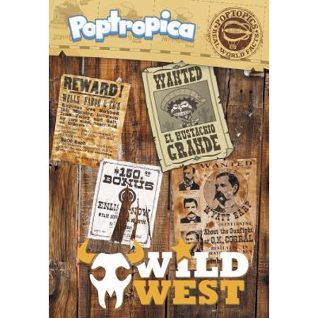 Poptropica Wild West