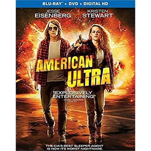 Refurbished American Ultra [Blu-ray + DVD + Digital HD]