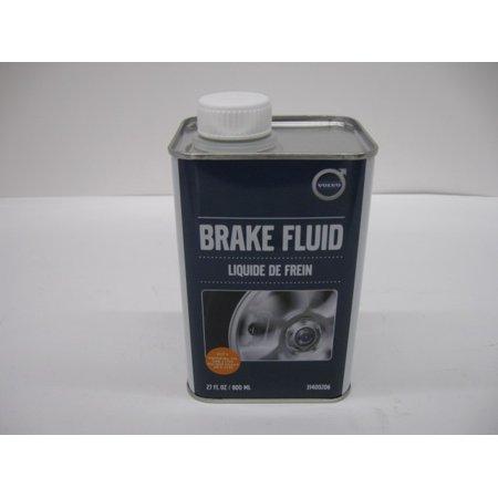 Genuine Volvo Brake Fluid (Genuine Honda Brake Fluid)