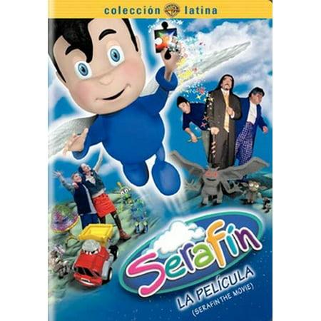 Serafin: La Pelicula (DVD) (Pelicula Halloween 5)