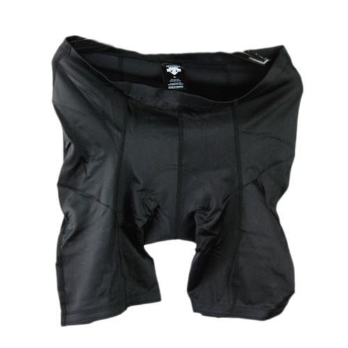 Descente Classic Chevron Pro Bike Shorts Womens X-Large Black