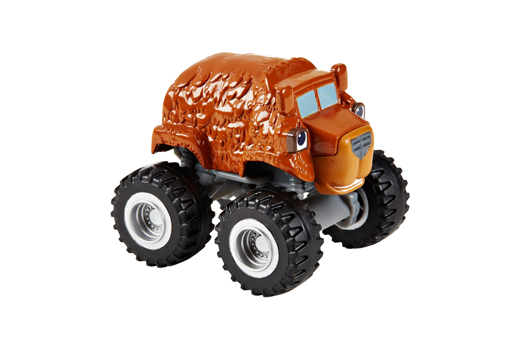 Nickelodeon Blaze and the Monster Machines Grizzly Bear Truck by FISHER PRICE