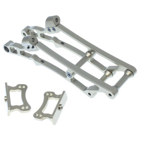 Redcat Racing Part 710012 Wing Mount Set Aluminum L/R Pieces for Rampage XB XBE