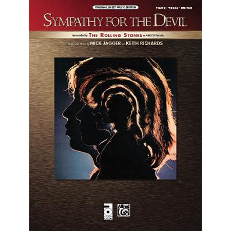 Sympathy for the Devil : Piano/Vocal/Guitar, (Rolling Stones Sympathy For The Devil Tab)
