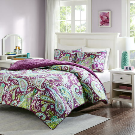 Home Essence Apartment Kayla Reversible Comforter Mini Set