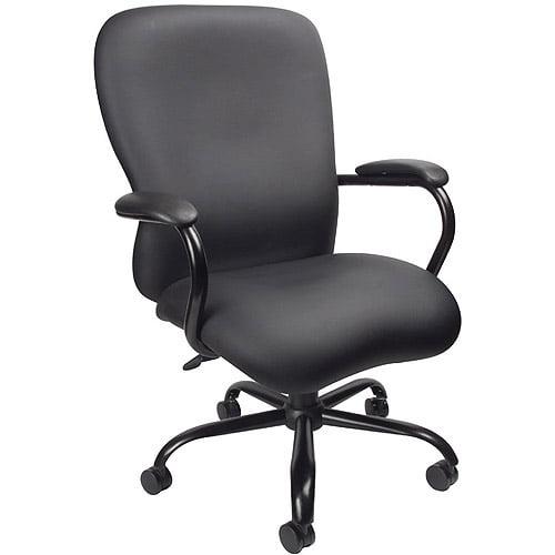 Boss Office Products Heavy Duty Executive Office Chair Walmart Com Walmart Com