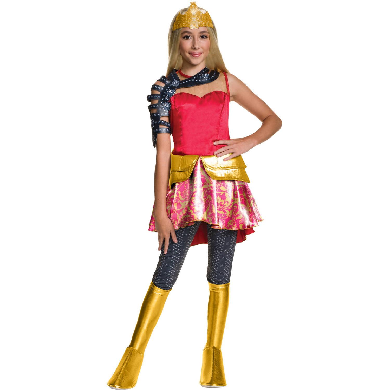 Apple White Child Halloween Costume