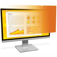 """3M Gold Privacy Filter for 22"""" Widescreen Monitor (16:10)"""