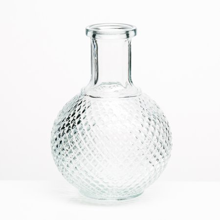 - Richland Vase Textured Perfume Glass Set of 24
