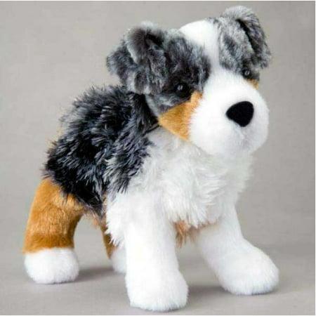 Plush Stuffed Animal: Australian Shepherd