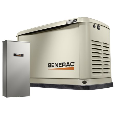 Generac 7177 - Guardian 16kW Home Backup Generator with 16-circuit Transfer Switch, WiFi-Enabled ()