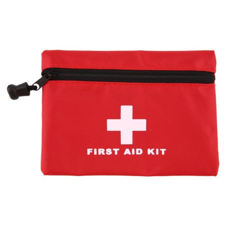 OUTAD Portable New Mini Car First Aid kits Medical Box Emergency Survival kits - image 1 of 11