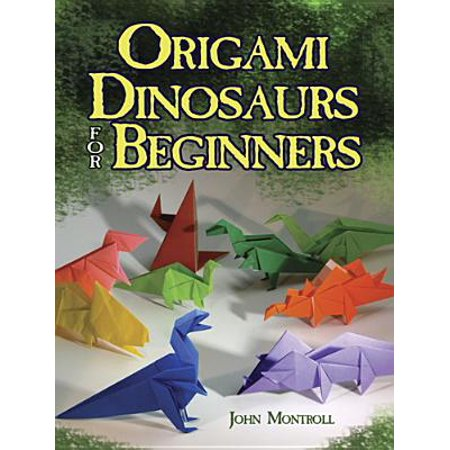 Origami Dinosaurs for Beginners (Paperback) (Halloween Origami)