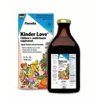 Salus-Haus Kinder Love Children's Multivitamin 17 Oz