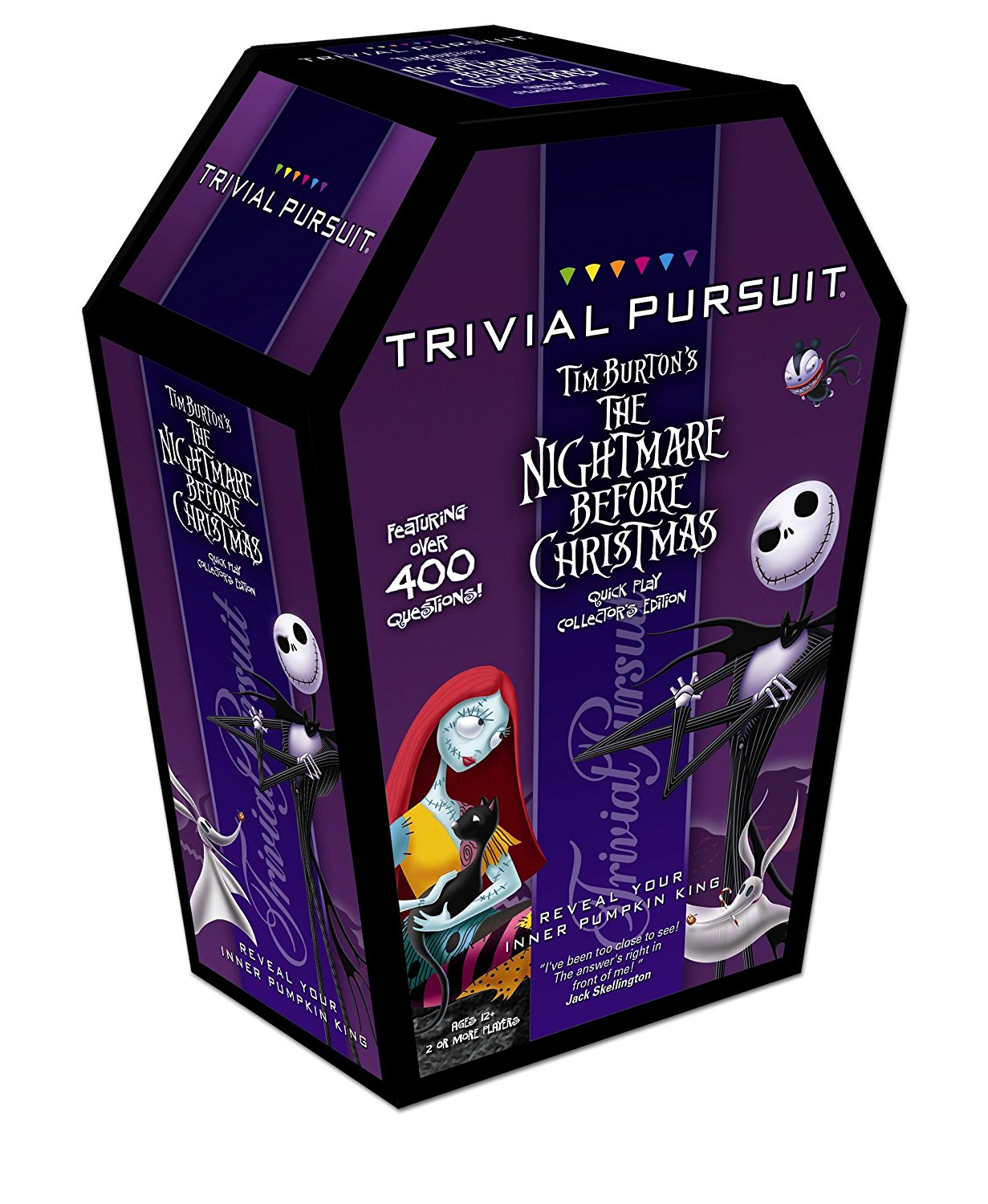 TRIVIAL PURSUIT: Tim Burton\'s The Nightmare Before Christmas ...
