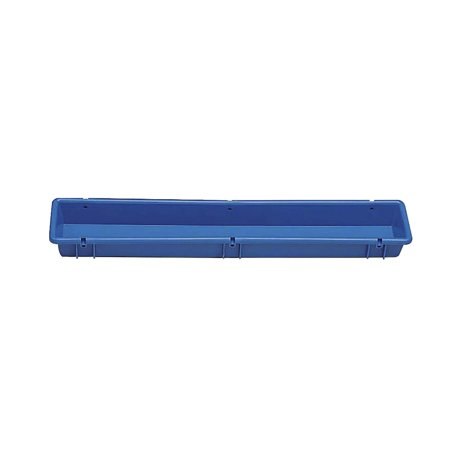 Childcraft Replacement Easel Tray, Blue Polypropylene