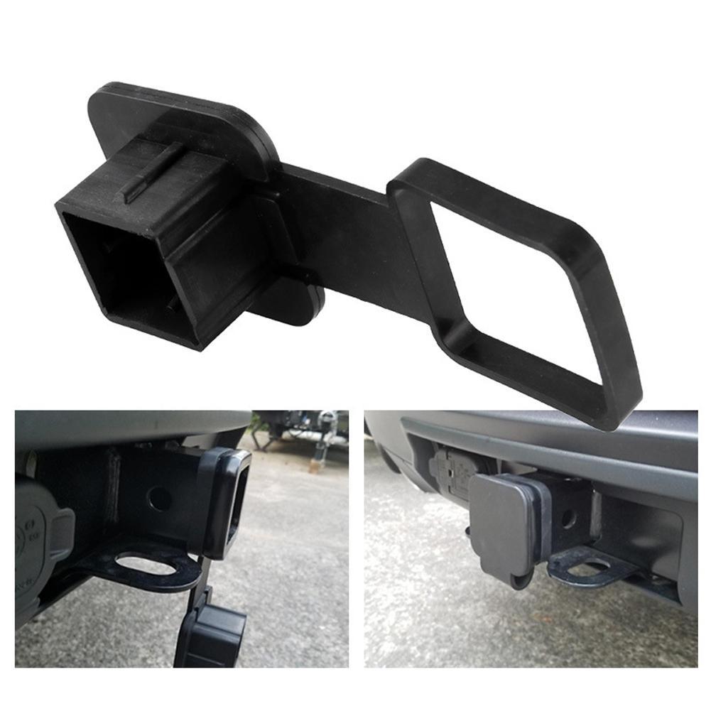 2 Inch Car Dust Plug Trailer Hitch Cover Plug Cap Insert for Dodge Ram Porsche Benz Toyota Ford Jeep Chevrolet Nissan ATV UTV Polaris Tube Plug Insert