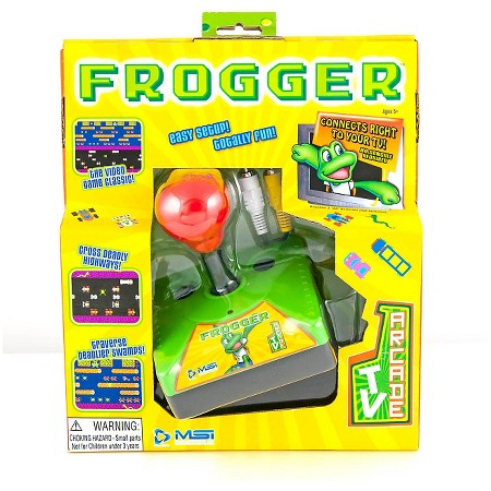 Frogger TV Arcade System