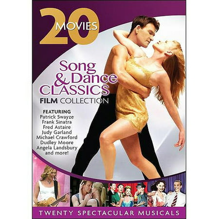 Song & Dance Classics Film Collection: 20 Movies - A Halloween Songs