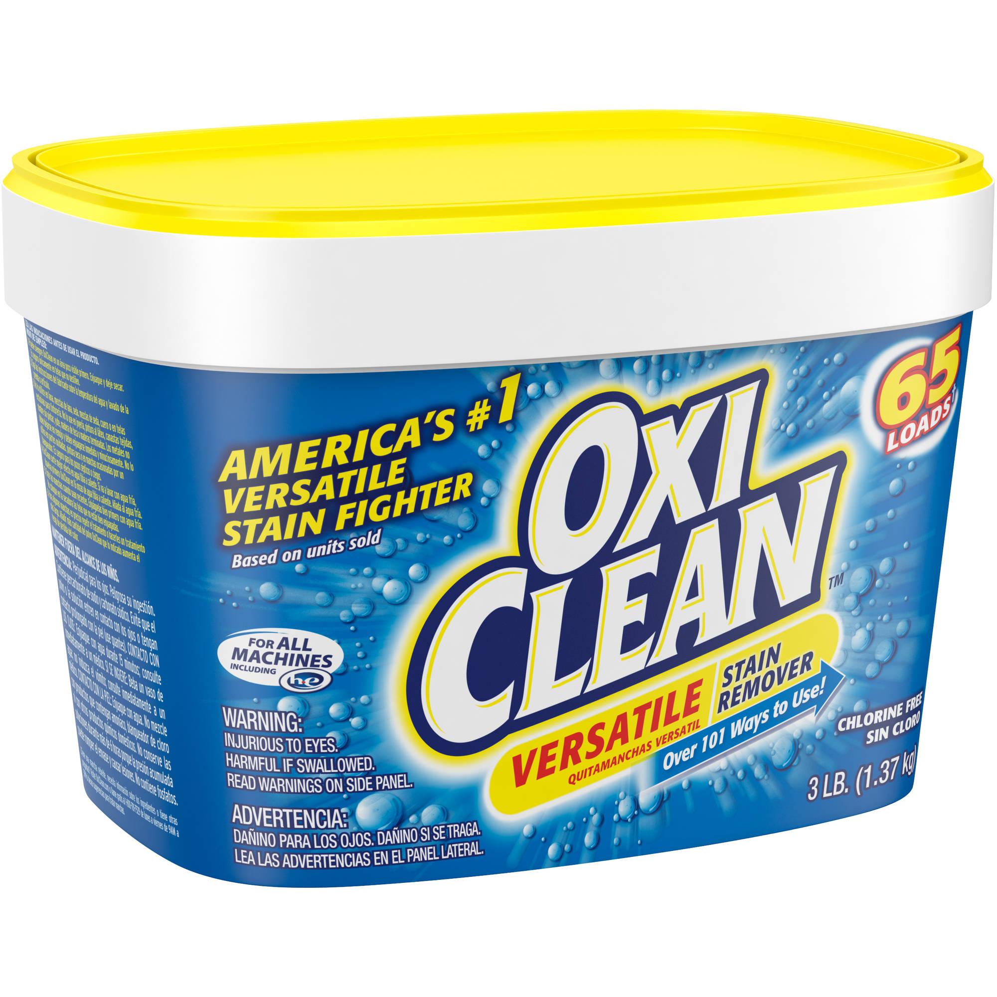 OxiClean Versatile Stain Remover, 3 lbs