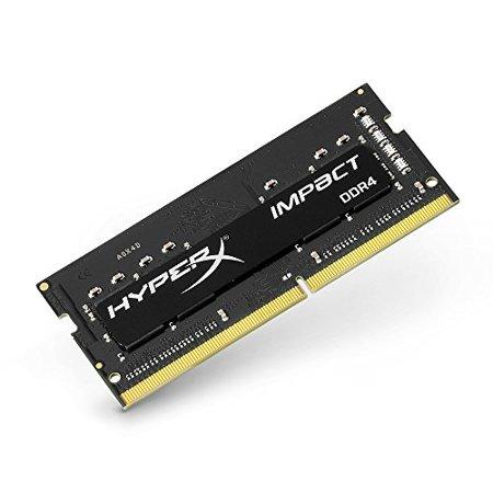 Kingston HyperX Impact 8GB DDR4 SDRAM Memory Module HX424S14IBK2/8 - image 4 of 5