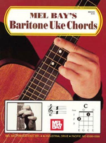 Mel Bay Bari Uke Chords Book by Mel Bay