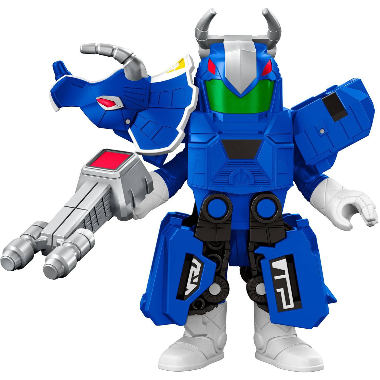 IMaginext Power Rangers Battle Armor Blue Ranger by Fisher-Price