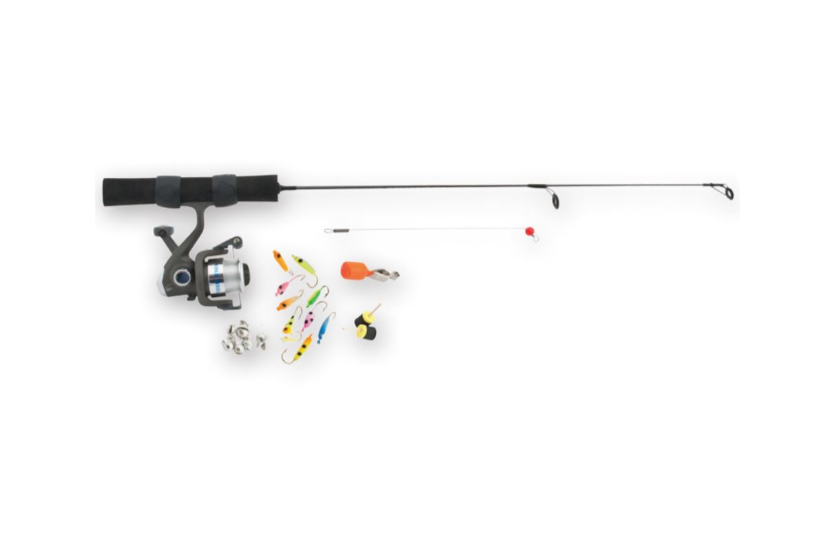 Celsius Ice Fishing Combo With Accessories by Celsius