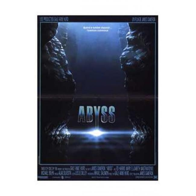 Pop Culture Graphics MOV235854 The Abyss Movie Poster, 11 x 17 - image 1 de 1
