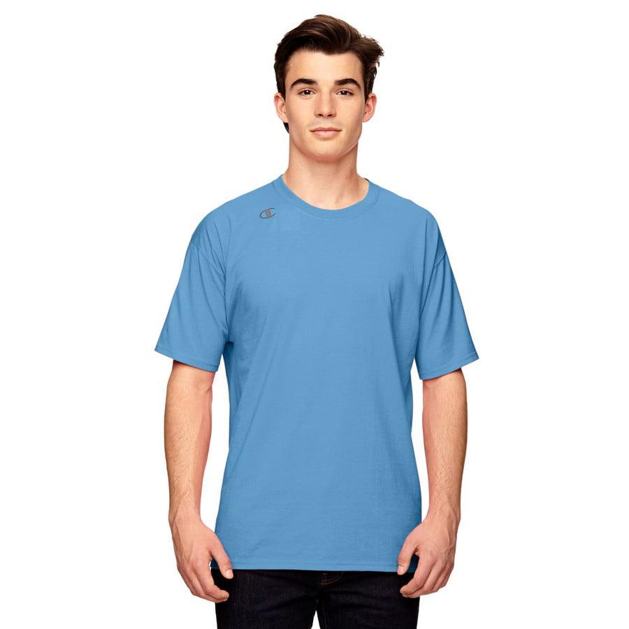 Champion Men's Short Sleeve Vapor Cotton T-shirt T380