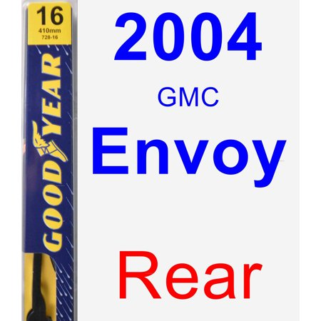 2004 GMC Envoy Rear Wiper Blade -
