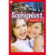 Sophienlust Staffel 12 – Familienroman - eBook