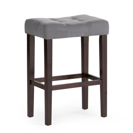 Finley Home Palazzo 29 in. Saddle Bar Stool ()