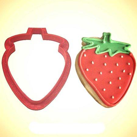 Strawberry Cookie Cutter (Strawberry Cookie Cutter 3.1)