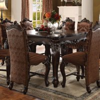 Acme Versailles Counter Height Dining Table