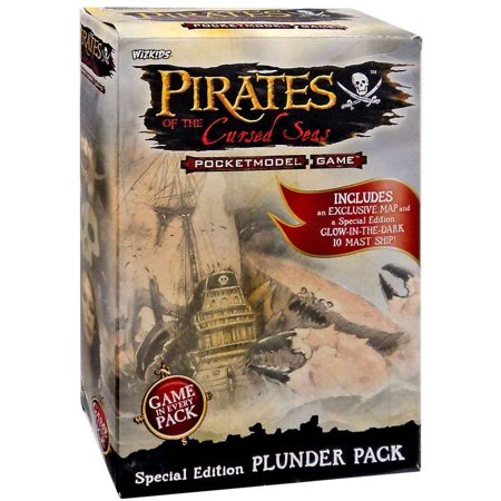 Constructible Strategy Game Pirates of the Cursed Seas Special Edition Plunder (Pirates Constructible Strategy Game)