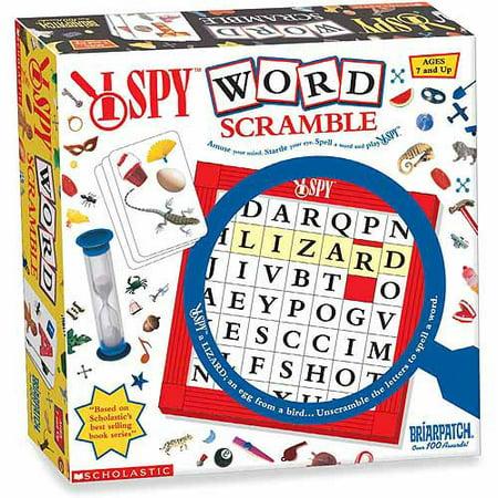 I Spy Word Scramble Game](Word Scramble Halloween)