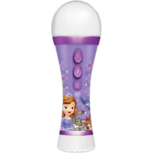 First Act Discovery Sofia the First Microphone SF955, Purple