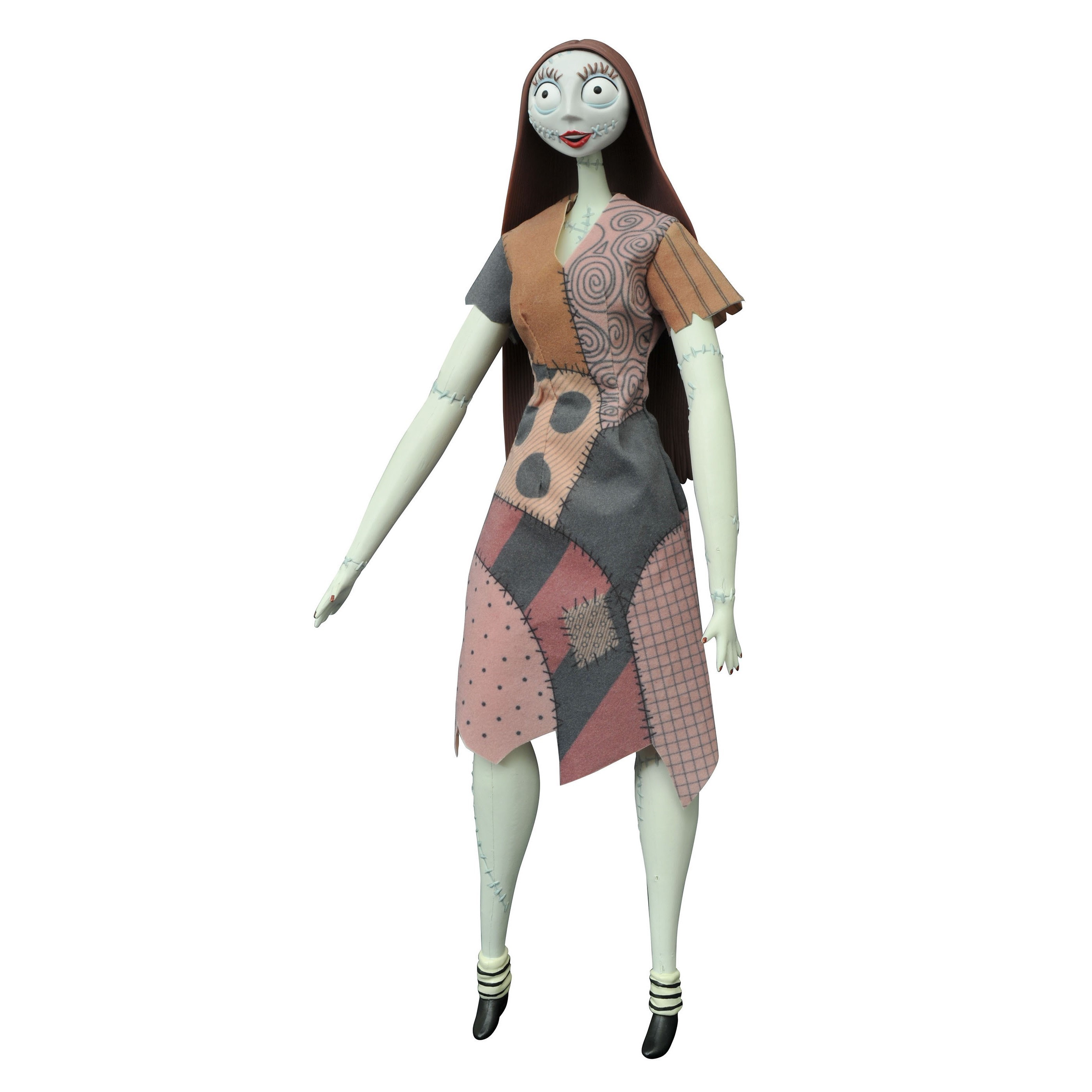 Nightmare Before Christmas Sally Unlimited Coffin Doll - Walmart.com