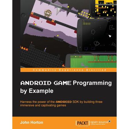 Android Game Programming by Example ()