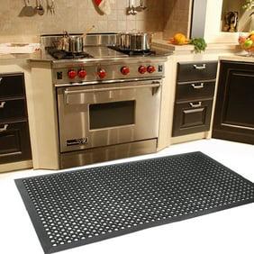 Zimtown Anti-Slip Anti-Fatigue Restaurant / Bar/ Kitchen Rubber Floor Mat ,  1/2\