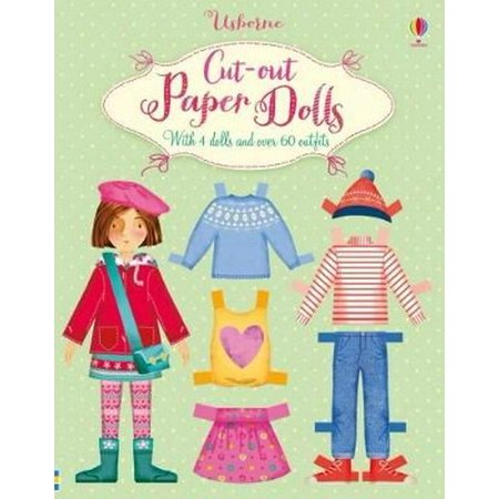 CUT OUT PAPER DOLLS
