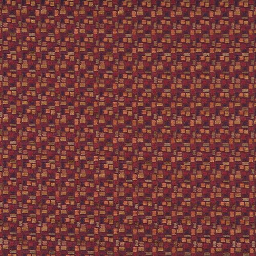 Wildon Home Geometric Rectangles Fabric