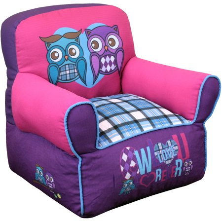 Owl Love You For Ever Bean Chair
