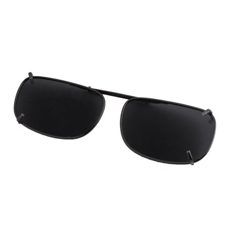 Women Men Gray Lens Driving Traveling Polarized Clip On (Polarized Sunglasses For Driving)