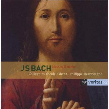 BACH: MASS IN B MINOR [BACH, JOHANN SEBASTIAN] [CD BOXSET] [2 DISCS]
