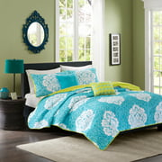 Home Essence Apartment Becca Printed Bedding Coverlet Set