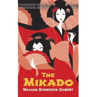Dover Thrift Editions: The Mikado (Paperback)