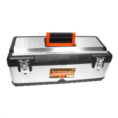 Stalwart 75-7523 Hawk Tough Stainless Steel Tool Chest