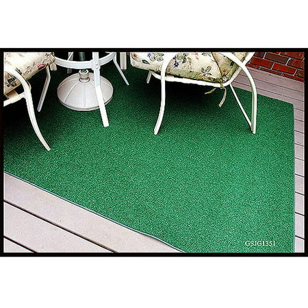 Artificial Grass Carpet Rug, Multiple Sizes - Walmart.com